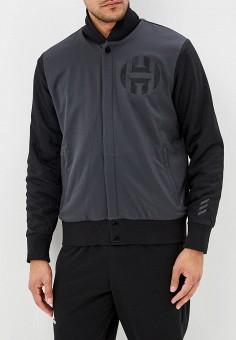 Куртка, adidas, цвет  серый. Артикул  AD002EMCDHA0. Одежда   Верхняя одежда c10d8e2e27b