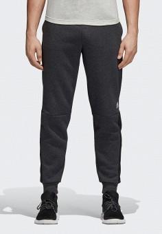 Брюки спортивные, adidas, цвет  серый. Артикул  AD002EMDMDC3. Одежда   Брюки a2add4a1c81