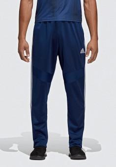 145c62fd Брюки спортивные, adidas, цвет: синий. Артикул: AD002EMEEHM7. Одежда / Брюки