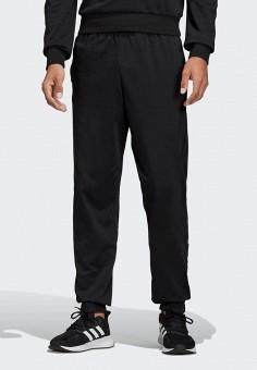 9aa31b3fe667 Брюки спортивные, adidas, цвет: черный. Артикул: AD002EMEGRM5. Одежда /  Брюки