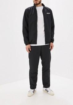 44e76ca8 Костюм спортивный, adidas, цвет: черный. Артикул: AD002EMFJYK0. Одежда /  Спортивные