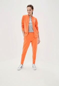 dedc8a13 Костюм спортивный, adidas, цвет: коралловый. Артикул: AD002EWFKAC2. Одежда  / Спортивные