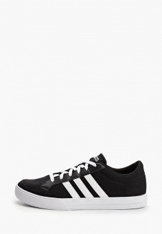 fb8c73133b8d19 Кеды, adidas, цвет: черный. Артикул: AD003AMUQZ68. Спорт / Все спортивные