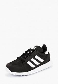 19aff994ec16 Кроссовки, adidas Originals, цвет  черный. Артикул  AD093AKCCZP7. adidas  Originals