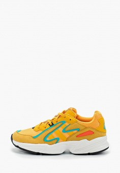 c4398d5df022 Кроссовки, adidas Originals, цвет: оранжевый. Артикул: AD093AKFKOF2. adidas  Originals