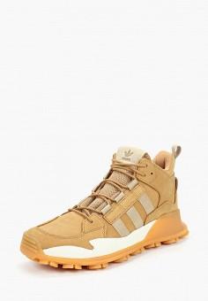 1d24de1e Кроссовки, adidas Originals, цвет: коричневый. Артикул: AD093AMCCZS7. Обувь  / Кроссовки