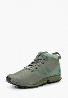 29d9b0fc4f66 Кроссовки, adidas Originals, цвет  зеленый. Артикул  AD093AMDKOA1. adidas  Originals