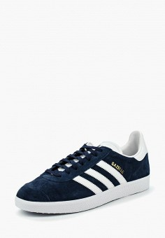 Кеды, adidas Originals, цвет  синий. Артикул  AD093AMQIS51. adidas Originals 6feba9f6888
