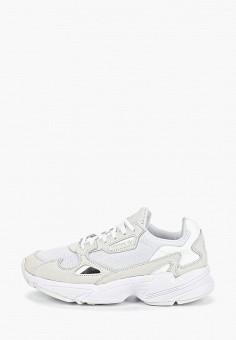 c8ee796a4140 Кроссовки, adidas Originals, цвет  белый. Артикул  AD093AWEDYG9. adidas  Originals