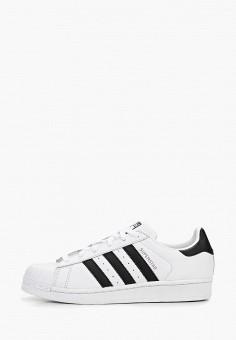 40341ba40 Кеды, adidas Originals, цвет: белый. Артикул: AD093AWEDYJ4. Спорт / Все