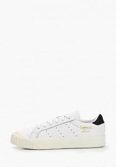 54be179e Кеды, adidas Originals, цвет: белый. Артикул: AD093AWEDYJ6. Обувь /  Кроссовки