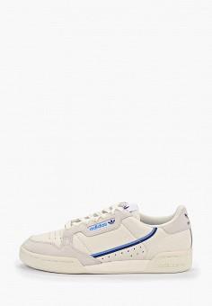 4917986c Кеды, adidas Originals, цвет: белый. Артикул: AD093AWFKZU2. Обувь /  Кроссовки