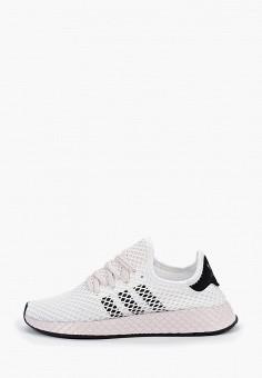 f98fd2732c11 Кроссовки, adidas Originals, цвет: белый. Артикул: AD093AWFLFT7. Обувь