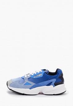 606a440a2 Кроссовки, adidas Originals, цвет: голубой. Артикул: AD093AWFLFT9. Обувь /  Кроссовки