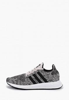 901c95a254fd Кроссовки, adidas Originals, цвет: серый. Артикул: AD093AWFLFV0. Обувь