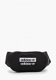 26273264412f Сумка, adidas Originals, цвет: черный. Артикул: AD093BUFJWJ4. Аксессуары /  Сумки