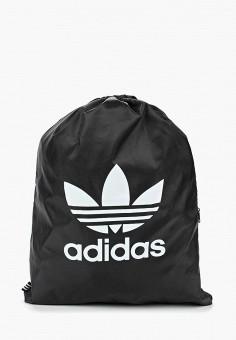 32d4e3e490f4 Мешок, adidas Originals, цвет: черный. Артикул: AD093BUUNJ10. Аксессуары /  Рюкзаки