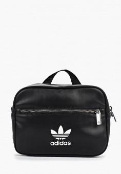 fd1ebf2b0d3f Рюкзак, adidas Originals, цвет: черный. Артикул: AD093BWFJWH4. Аксессуары /  Рюкзаки