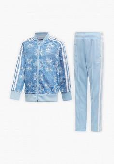 Купить спортивные костюмы для девочек от 799 руб в интернет-магазине ... 3bdb35d7d9103