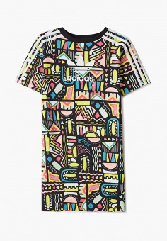 5be48ef4d21d5 Платье, adidas Originals, цвет: мультиколор. Артикул: AD093EGFJWN8. adidas  Originals