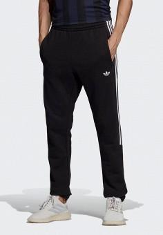 fb6c9ebb Брюки спортивные, adidas Originals, цвет: черный. Артикул: AD093EMEESE9.  adidas Originals