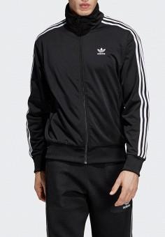 f7cbdbac Олимпийка, adidas Originals, цвет: черный. Артикул: AD093EMEESG0. Одежда /  Толстовки