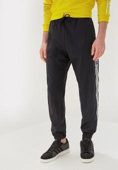 1407af433d77d1 Брюки спортивные, adidas Originals, цвет: черный. Артикул: AD093EMFKPQ4.  Одежда /