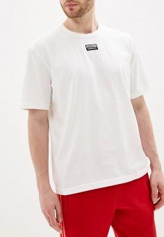 0dc873d034a9a Футболка, adidas Originals, цвет: белый. Артикул: AD093EMFKXF6. Одежда /  Футболки