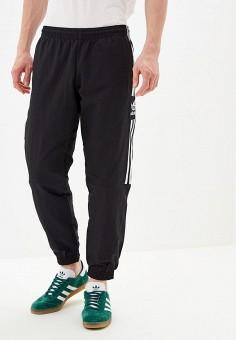 95ebf1b440cd32 Брюки спортивные, adidas Originals, цвет: черный. Артикул: AD093EMFKXG0.  Одежда /