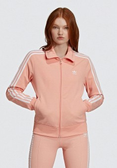 0c94e20d Олимпийка, adidas Originals, цвет: розовый. Артикул: AD093EWEESN4. Спорт /  Все
