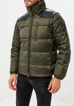 50bc8897168e Куртка утепленная, Armani Exchange, цвет  зеленый. Артикул  AR037EMBLDQ3.  Armani Exchange