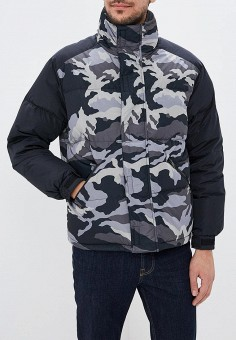 Пуховик, Armani Exchange, цвет: серый. Артикул: AR037EMDSHK4. Armani Exchange