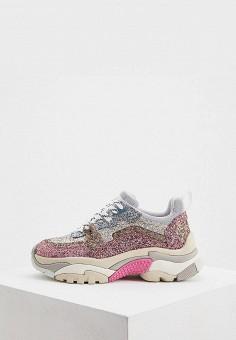 28f93ced4 Кроссовки, Ash, цвет: розовый. Артикул: AS069AWFPJV4. Обувь
