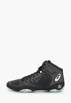 Борцовки, ASICS, цвет  черный. Артикул  AS455AMDRIA8. Обувь   Кроссовки и df11ea6b127