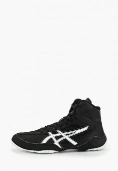 c94474c9 Кроссовки, ASICS, цвет: черный. Артикул: AS455AUFPWT9. Обувь / Кроссовки и