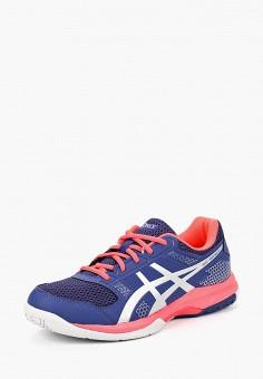 f6fd5aa7 Кроссовки, ASICS, цвет: синий. Артикул: AS455AWBRNG5. Спорт / Волейбол /