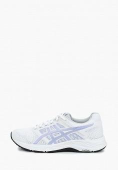 Кроссовки, ASICS, цвет  белый. Артикул  AS455AWDRJS5. Обувь   Кроссовки и dc8c34201cb
