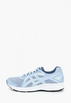 Кроссовки, ASICS, цвет  голубой. Артикул  AS455AWDRJT2. Обувь   Кроссовки и f9c442d3b65