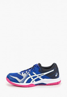ca1e24fd Кроссовки, ASICS, цвет: синий. Артикул: AS455AWFPXC6. ASICS. new. волейбол