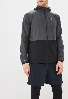 1954ac846192 Ветровка, ASICS, цвет  серый. Артикул  AS455EMBRKR7. Одежда   Верхняя одежда
