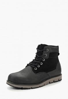 0ba987612a776d Ботинки, Ascot, цвет: черный. Артикул: AS821AMCJTU4. Обувь