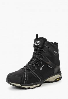 1f813665f Ботинки трекинговые, Ascot, цвет: черный. Артикул: AS821AMCJUC0. Обувь