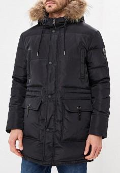 8ceb37b243da57 Куртка утепленная, Baon, цвет: черный. Артикул: BA007EMCLAG5. Одежда /  Верхняя