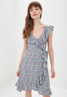 7a68ac95e Платье, Baon, цвет: голубой. Артикул: BA007EWDXBN0. Одежда / Платья и