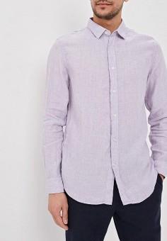 ab1f0cbcda59 Рубашка, Banana Republic, цвет: фиолетовый. Артикул: BA067EMEGJG2. Одежда /  Рубашки