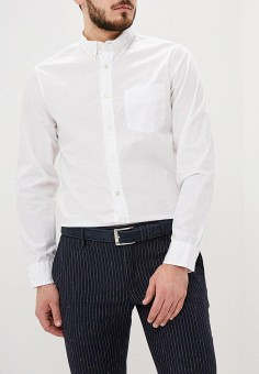 a747a89ea281 Рубашка, Banana Republic, цвет: белый. Артикул: BA067EMEGJH2. Одежда /  Рубашки
