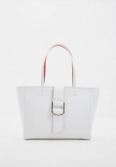 29b11d9630e6 Сумка, Baldinini, цвет: белый. Артикул: BA097BWEQZM4. Premium / Аксессуары /