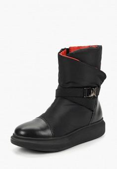 40b1879a5c28 Дутики, Betsy, цвет: черный. Артикул: BE006AWCIEQ5. Обувь / Сапоги