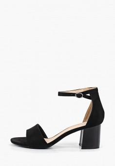 ada931167 Босоножки, Betsy, цвет: черный. Артикул: BE006AWEMTS8. Обувь