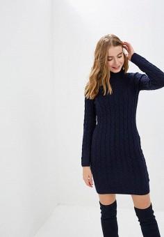 e835161347bc Платье, Befree, цвет  синий. Артикул  BE031EWCUAX9. Одежда   Платья и
